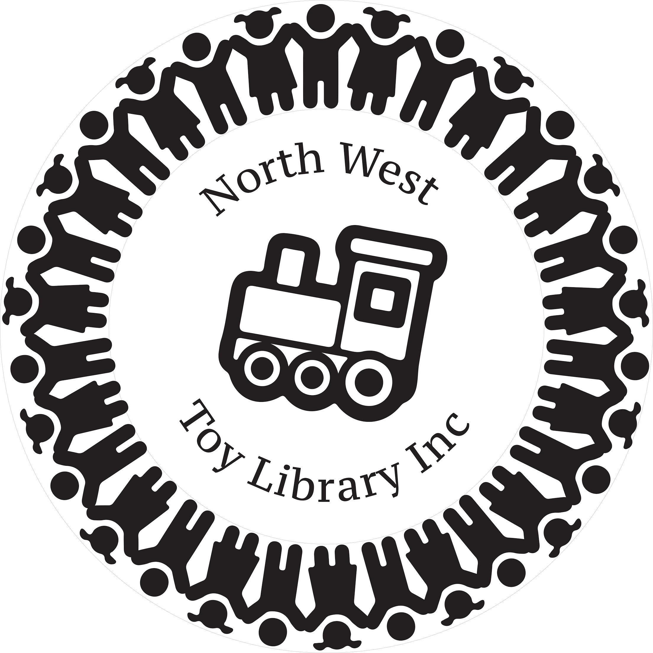 North West Toy Library Logo