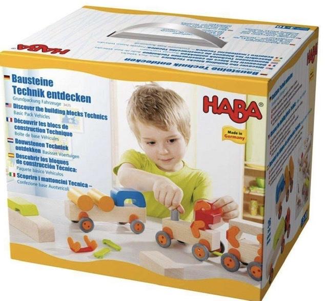 Haba Building Blocks Technics photo
