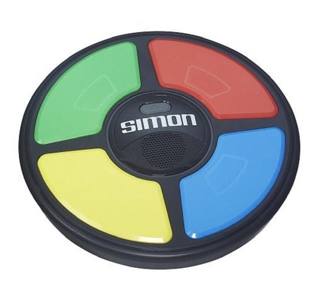 Simon Electronic Game of Lights