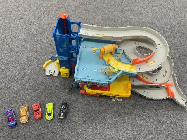 Match Box Car Wash photo