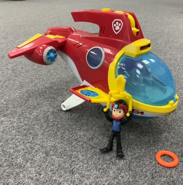 Paw Patrol Helicopter