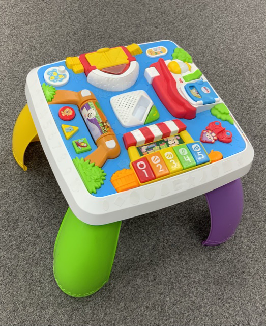 Toddler's Activity Table - Educational and Musical photo